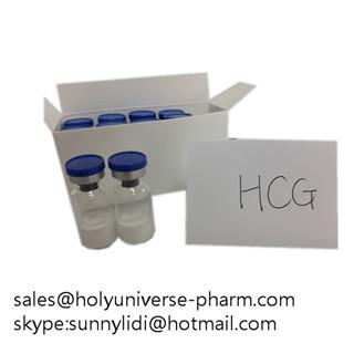 China manufacture HCG,Human Chorionic Gonadotropin,5000iu per vial