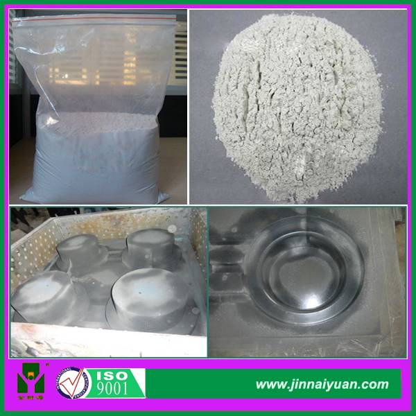 Refractory Coating for Vacuum Casting