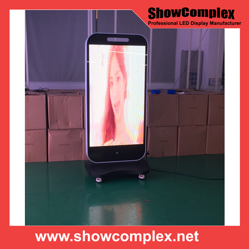 P4 Ad55 Advertising LED Display Player