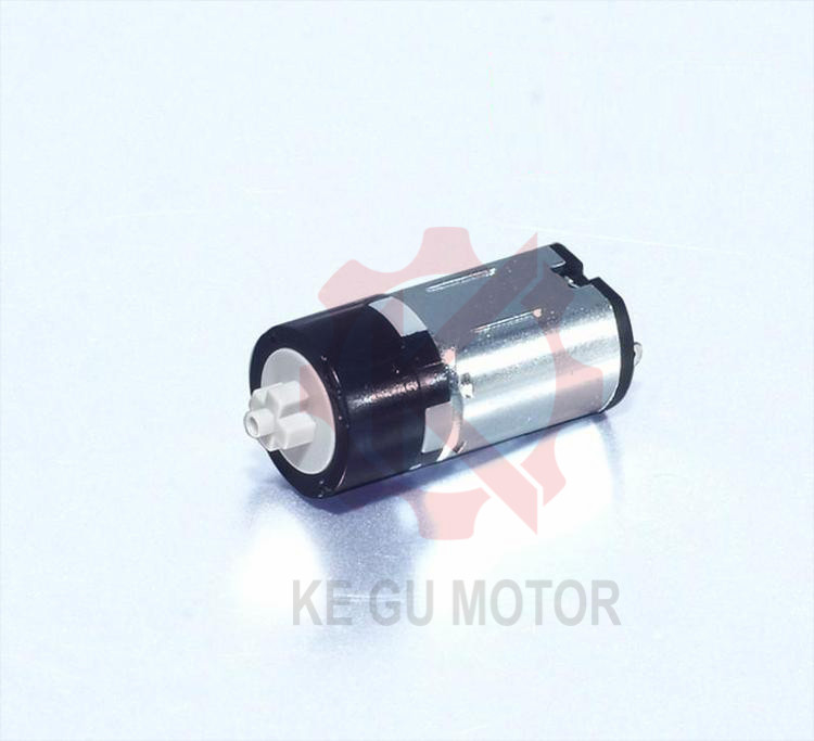 10mm DC Plastic Planetary Gear Motor from Kegu Motor