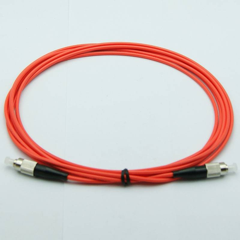 Shenzhen Factory Supply High Quality and Competitive Price FC to FC UPC MM SX Fiber Optic Patch Cord