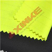 260gsm & 350gsm cvc fire resistant fabric welding used