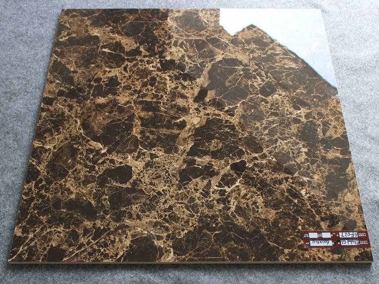 Glazed procelain tile for the border or skirting buliding material floor tiles