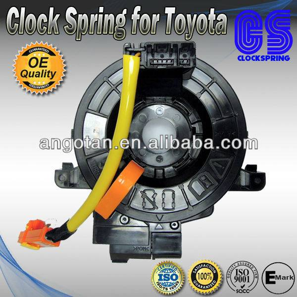 84306-60080 Sprial Cable Sub-Assy Airbag Clock Spring for Toyota Series