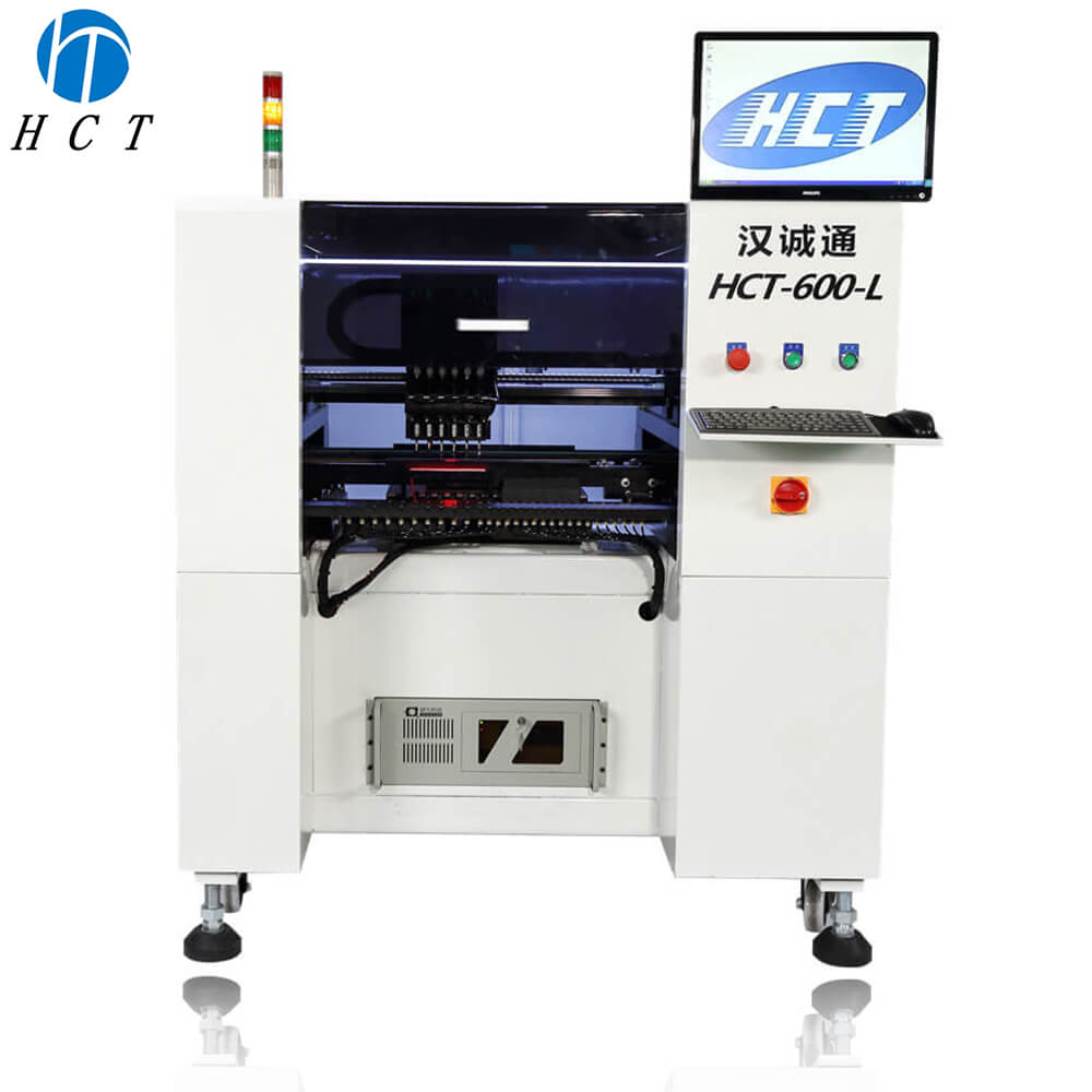 Multi-Functional SMT LED Chip Mounter Pick And Place Machine