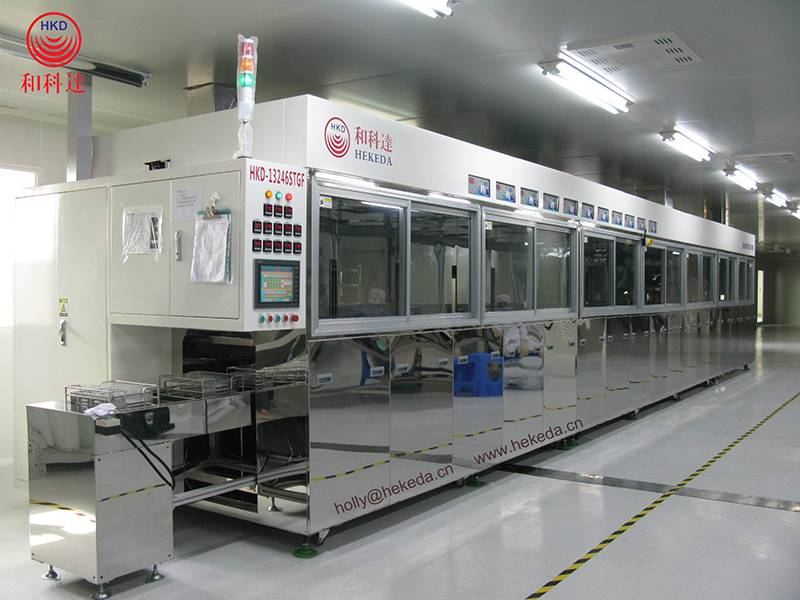 ultrasonic diamond cleaning machine