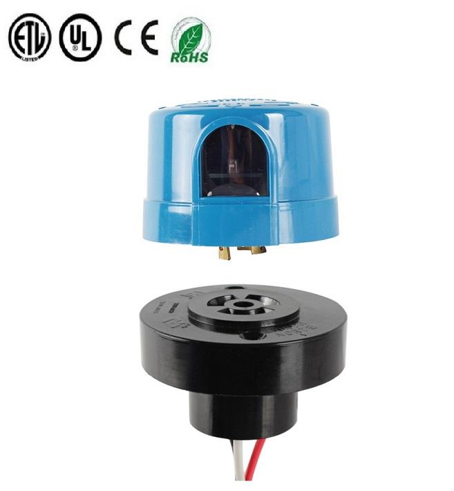 105~305VAC Twist Lock Photocontroller Photocell sensor switch