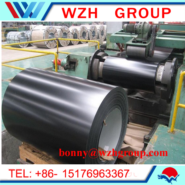 ppgi ppgl color steel coil for the corrugated roofing sheet