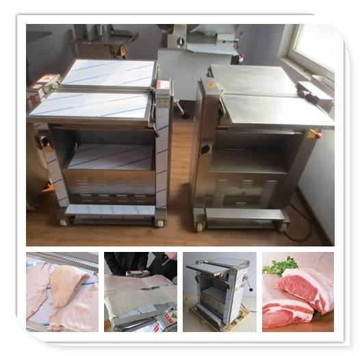 Stainless Steel Pork Skin Peeling Machine