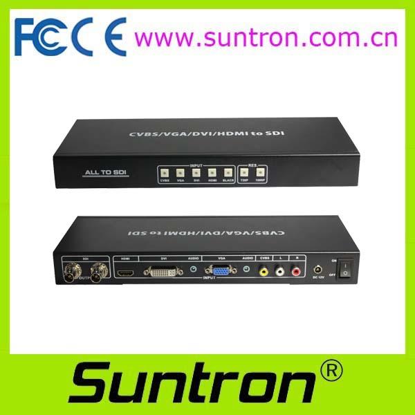 Suntron Multi-function ALL2SDI Mixed Switcher