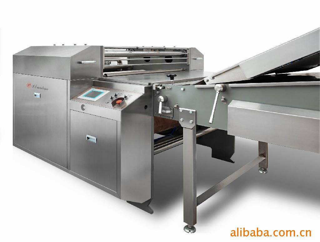 2016 factory china biscuit making machine industry