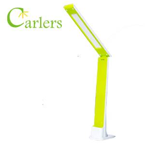 Anti-eyestrain Dimmable LED Reading Lamp in Battery Operated