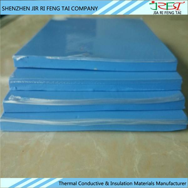 PM460 Excellent thermal insulation silicone pad for LED/lighting equipment/etc