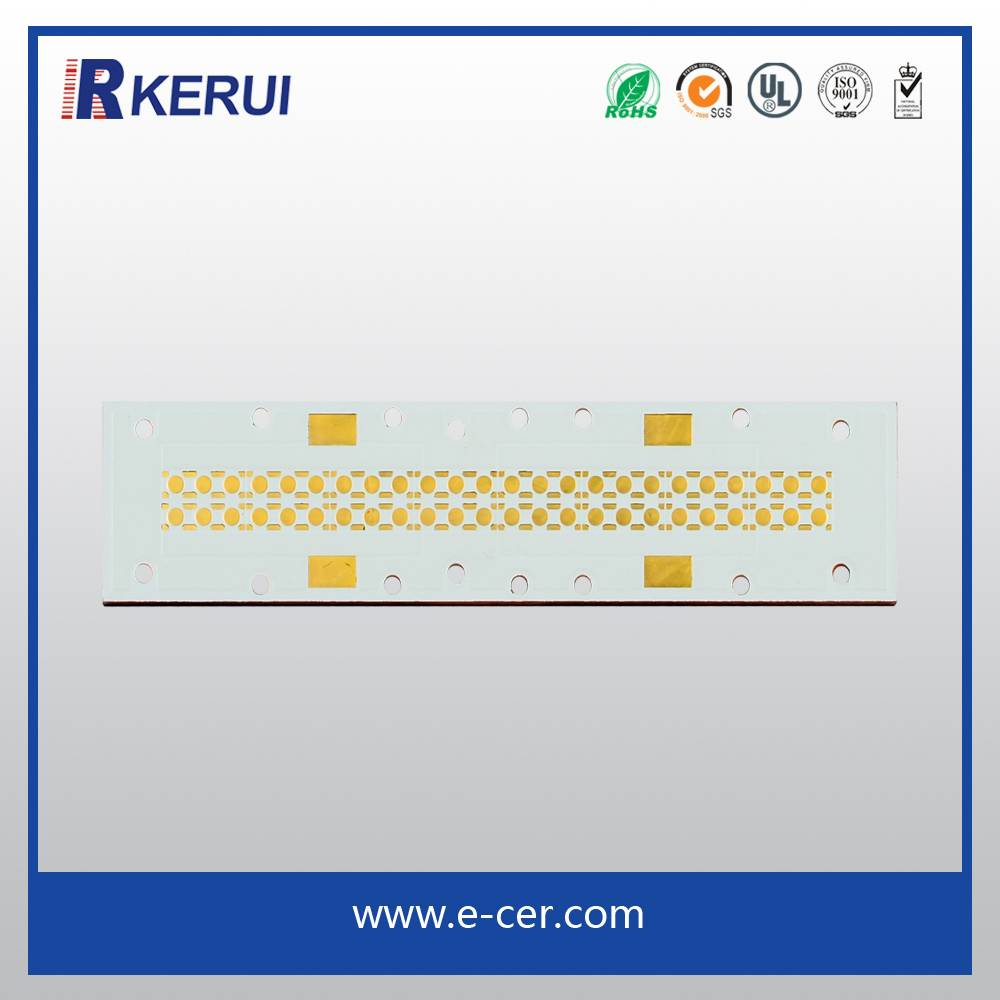High quality square led pcb and new products led pcb manufacturer