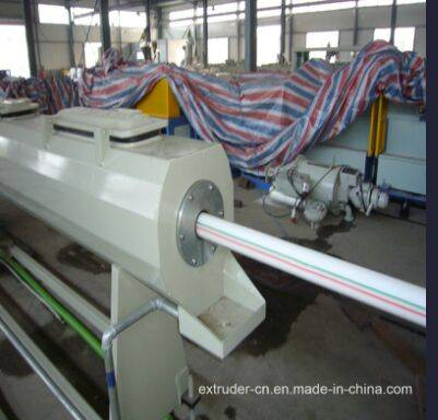 PE Water-Supply Pipe Extrusion Line