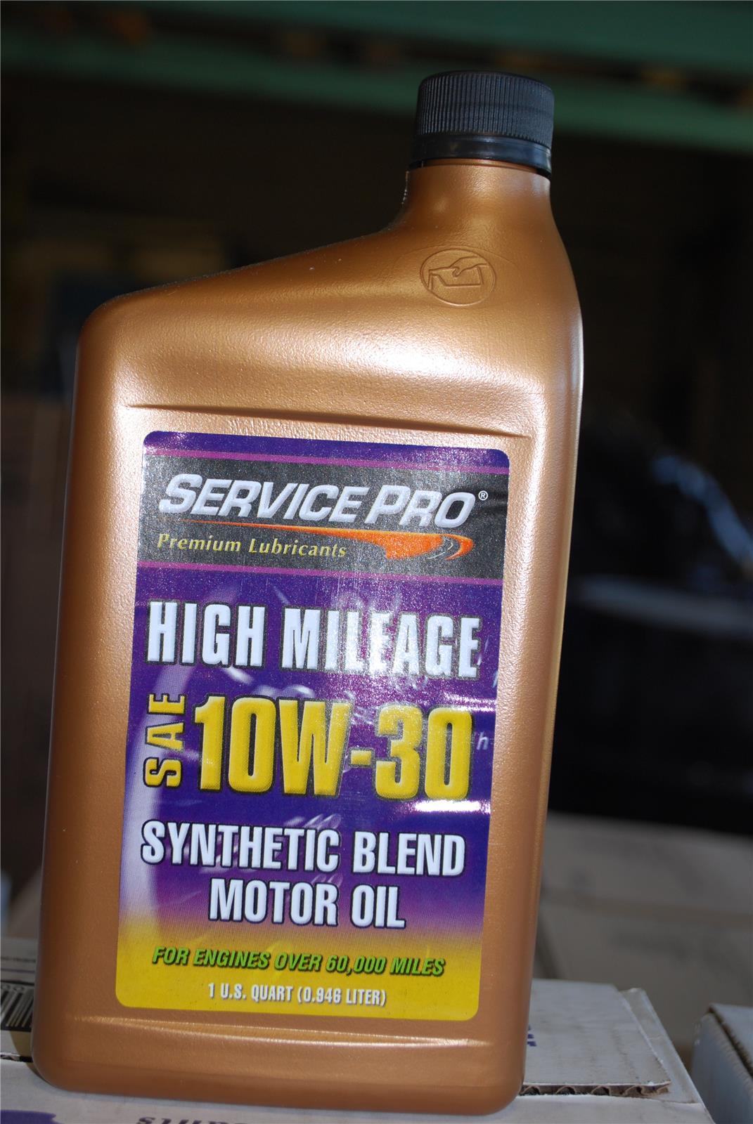 Service Pro Motor Oil 10W40