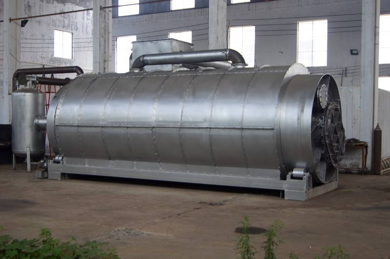 JZ-10T waste tires oil extraction machine