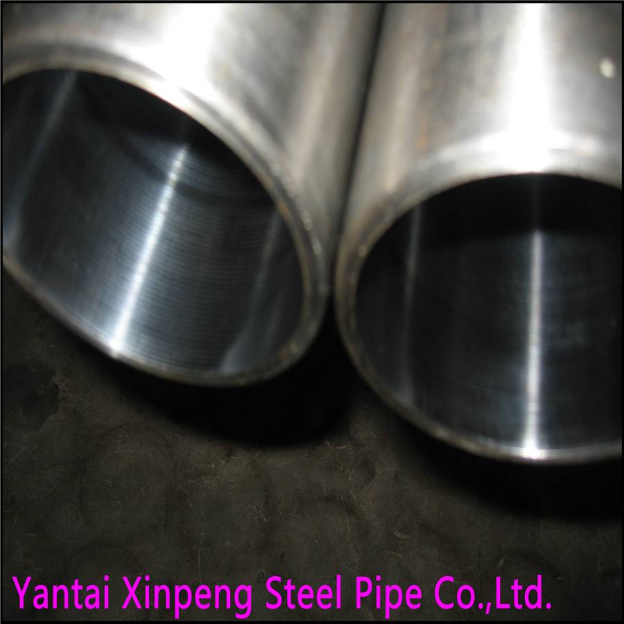 AISI1020 SCH40 ISO9001 Honed Seamless Steel Tube