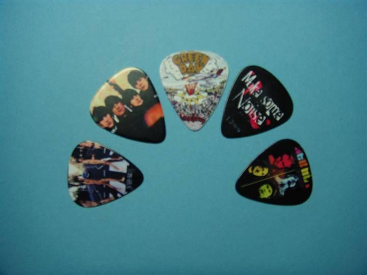 2011 new guitar pick