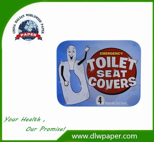 sturdy disposable toilet seat cover