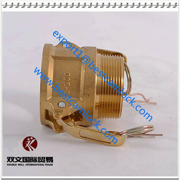 High Quality Brass Camlock Coupling Type B