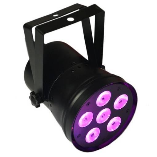6X3W RGB P36 LED Stage Light