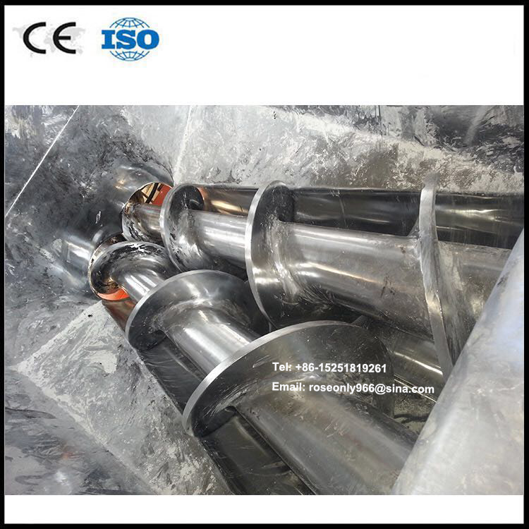 Plastic rubber conical force feeder