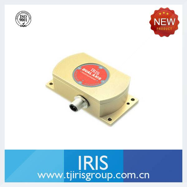 High precision inclinometer for level measurement