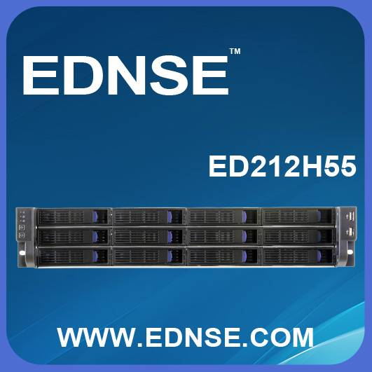 EDNSE server chassis server case rackmount ED212H55