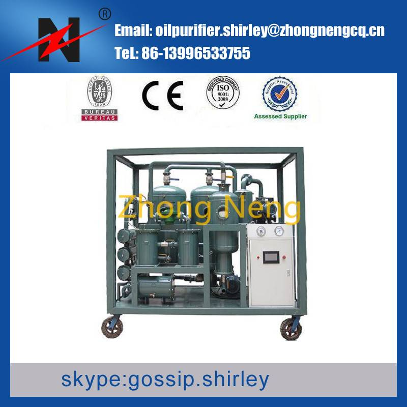 Transformer Oil/ Insulating Oil Regeneration Oil Recycling Plant ZYD-I