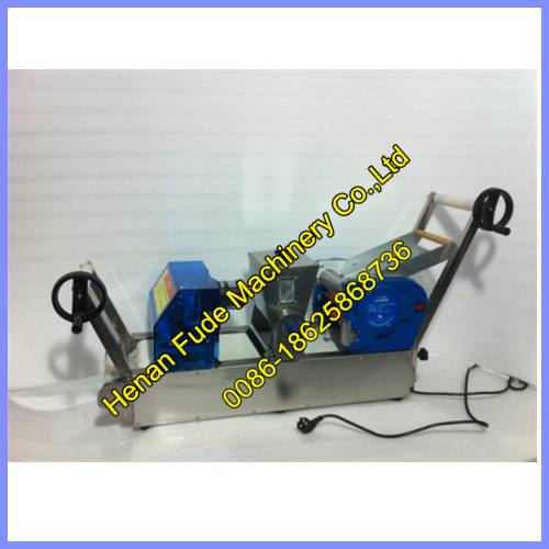 hot selling wonton wrapper making machine. wonton skin making machine