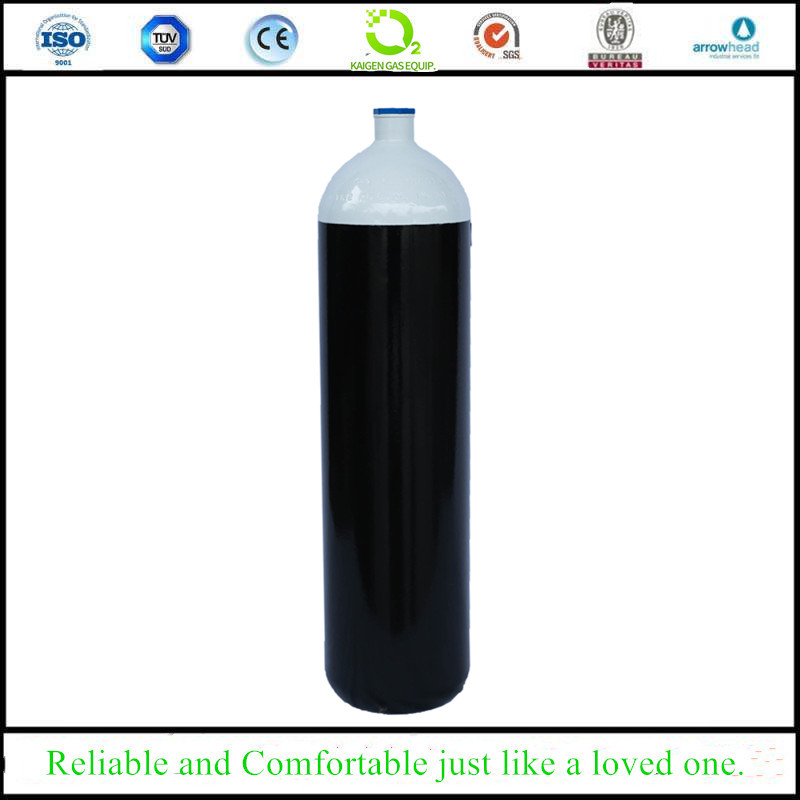 50L Seamless Steel Chemical Gas Cylinder