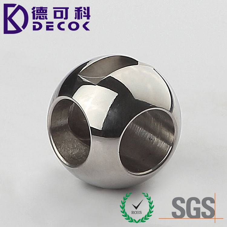 Valve Parts 304 Stainless Steel Forged Valve Ball for Ball Valve