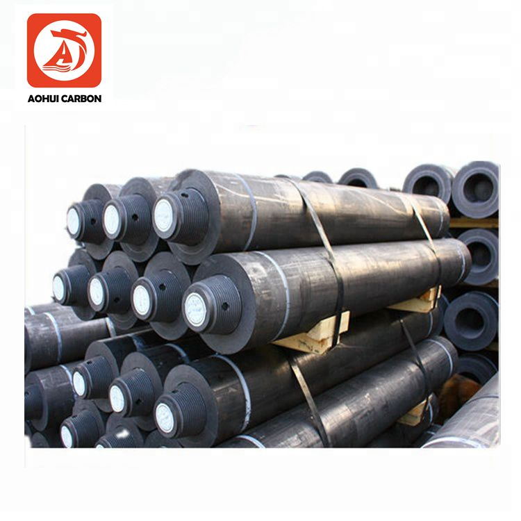 Top Quality Carbon Graphite Electrodes for Electric Furnace Smelting
