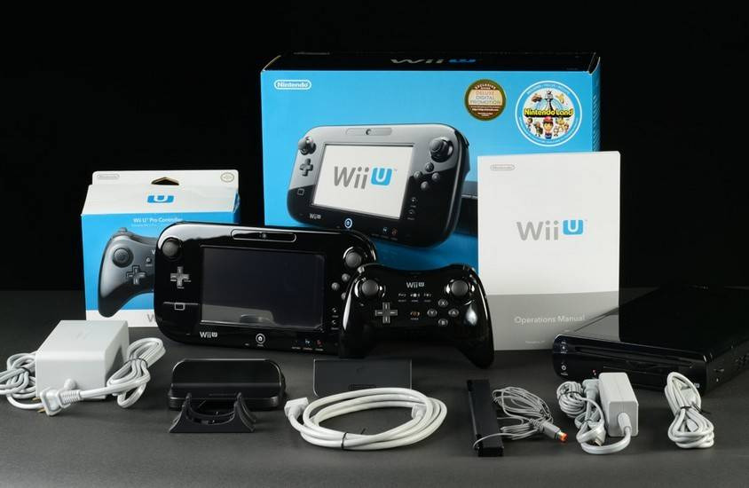 Nintendo Wii LIMITED EDITION Blue Console with Wiimote Motio