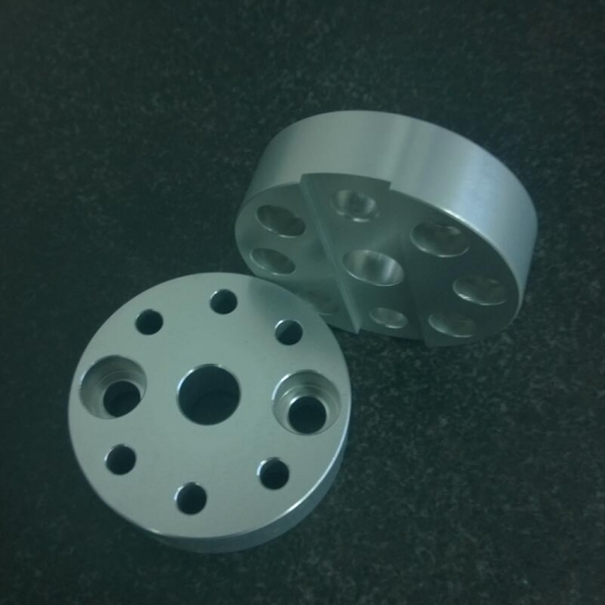 Fast Flange Machining With Advanced Cnc