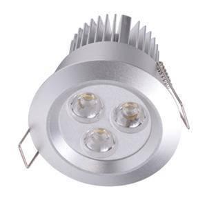 9W LED downlight