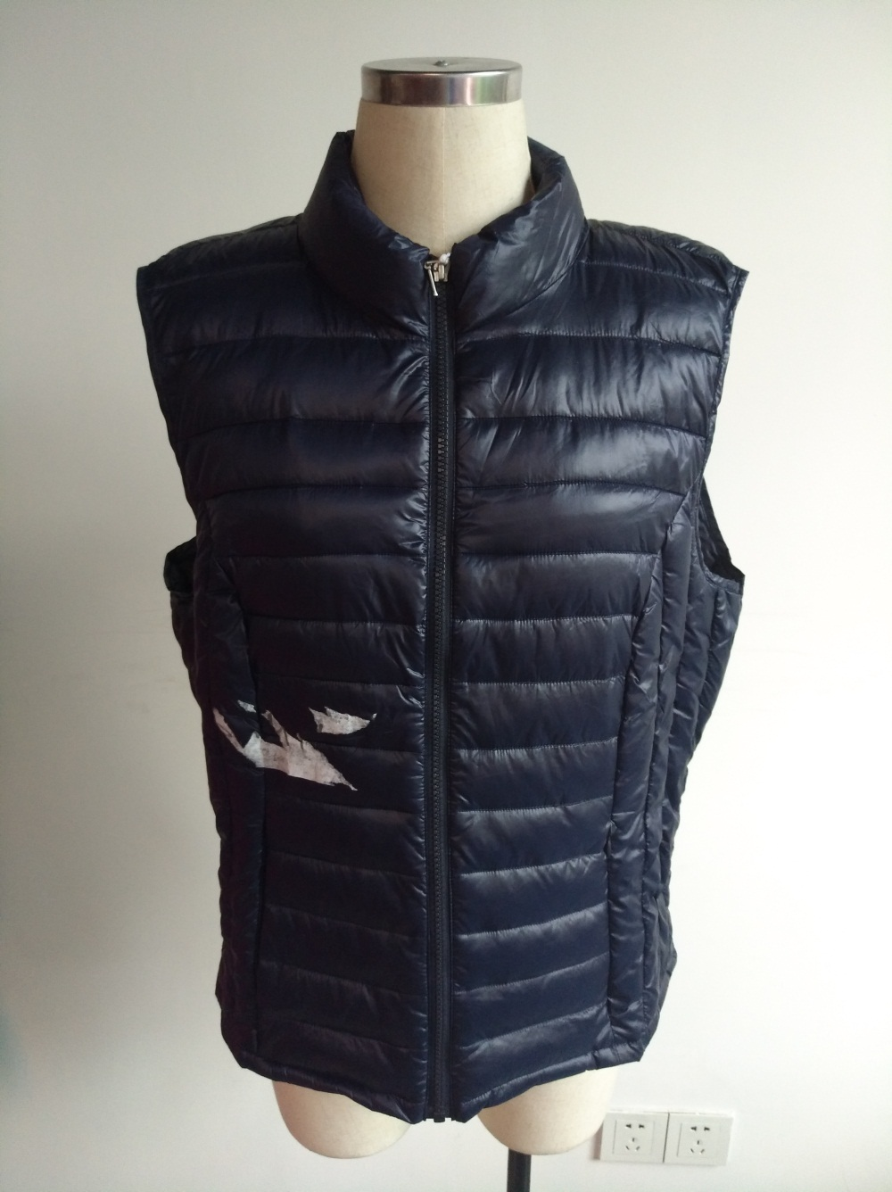 women vest,fashion vest,latest winter vest for women 8808