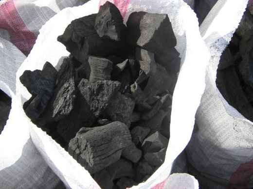 1200 Tons of Hardwood Charcoal for Sale