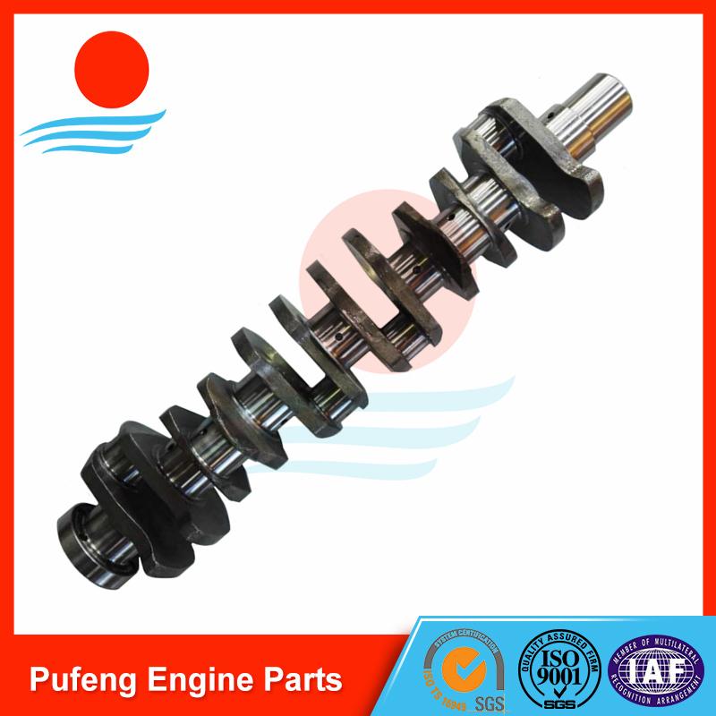 DOOSAN DAEWOO crankshaft D1146 for DH220-3 DH290-5