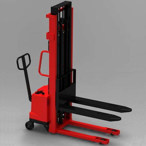 1.6t Semi-electric Pallet Stacker