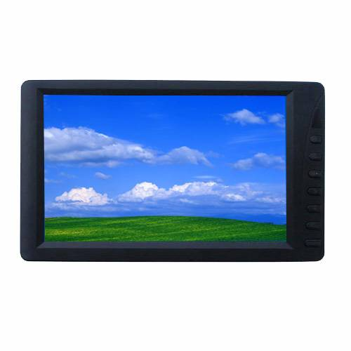 "7"" Stand alone Wide Screen Touchscreen VGA Car PC Monitor"