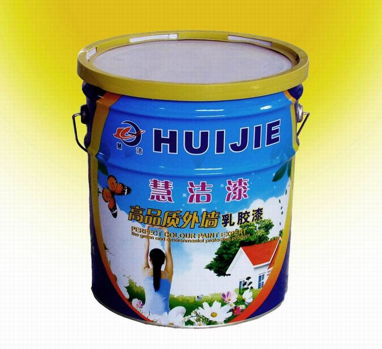 huijie exterior wall emulsion paint