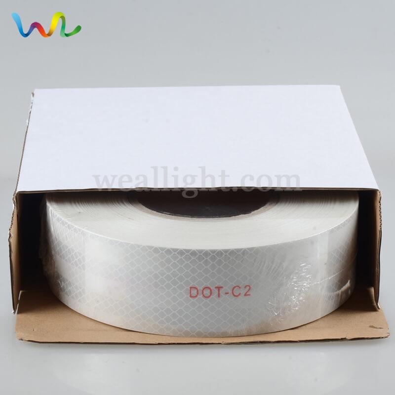 Dot Reflective Safety Tape, White Reflective Tape, Dot Reflective Tape For Trailers