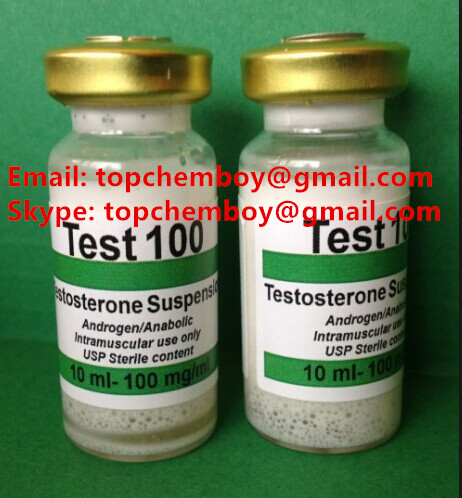 Testosterone Suspension 100mg/ml injectable 10ml vial