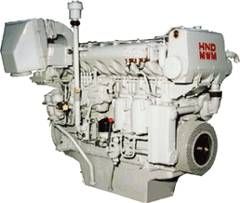 Deutz Mwm marine engine TBD234/604/620 series