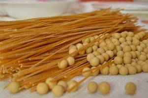 organic soybean linguine