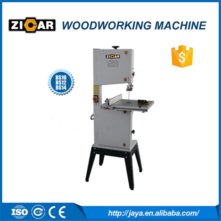 zicar brand jaya bs14 band saw