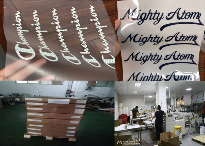 19X25inch 75micron Cold/Hot Peel Matte/Glossy Heat Transfer Film for Offset Printing Heat Transfers