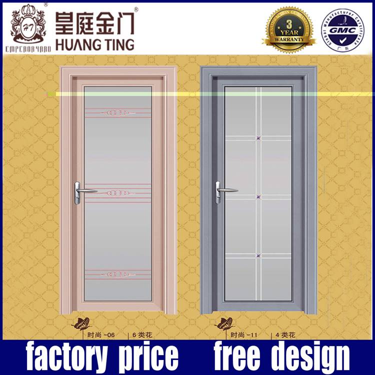 aluminum bedroom bathroom kitchen toilet Door